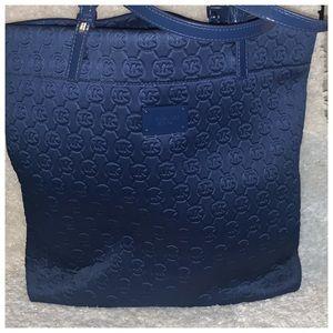 Authentic Michael Kors Jet Tote Bag